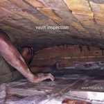 wood fired oven vault inspection
