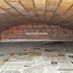 wood fired oven vault