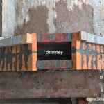 wood fired oven chimney