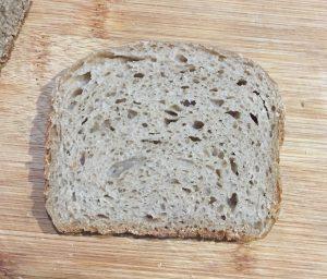 sourdough loaf slice